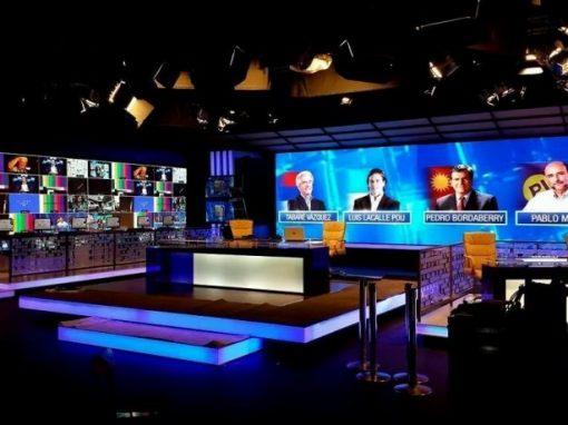 Canal 12 Elecciones Nacional y Municipales