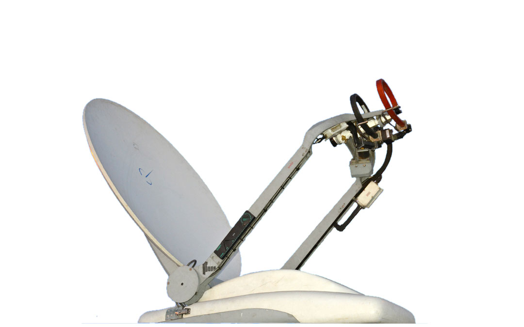 Móvil Up – Link Satelital
