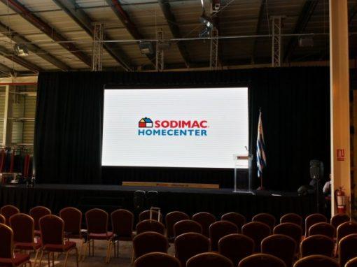 Inauguración de SODIMAC Costa de Oro