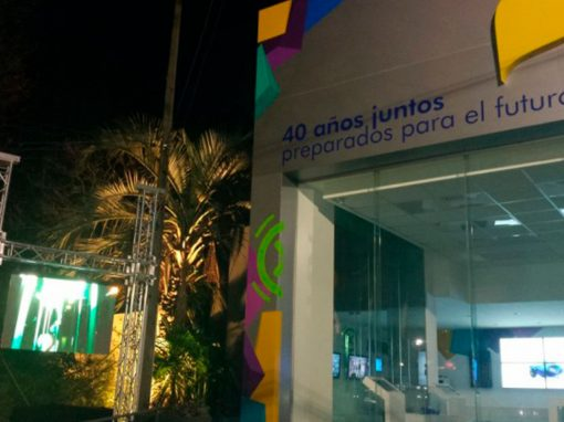 Stand Antel Expo Prado 2014